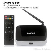 RK3188 четырехъядерный ТВ-Box CS918 android 4.4 rk3188 android смарт-ТВ-box CS918 2G + 8G Quad Core RK3188 Android TV Box