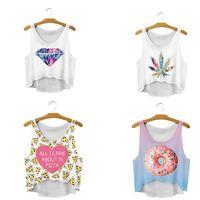 Wholesale Womens Sleeveless Vests Sale - Fashion Summer Woman Lady Sleeveless V Neck Vest Loose Tank Tops T Shirt sleeveless vest womens vest tops 2015 hot sale 2015 newest 190191