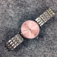 Wholesale Drop Shipping Dresses - 2017 Fashion Women Watch Top Brand stainless Steel Dress Watch drop shipping female quartz wholesale price Silver Relojes De Marca Mujer