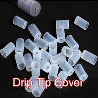 Wholesale Zero Profit - 100% Zero Profit On Sale E Cigarette Test Drip Tip Cover Atomizer Cap fit for CE4 CE5 CE6 T2 T3 MT3 VIVI NOVA Clearomizer clean and health
