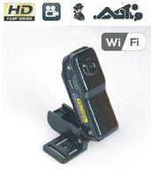 Wholesale Wifi Ip Web Camera - mini camera Mini camcorders DVR Md81 Sport Wireless DV IP Web Camera wifi camcorder Video Record 720*480 Motion Detection wifi