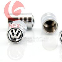 Wholesale Audi Golf Cap - Volkswagen POLO 2013 Mass products chromium plating copper valve cap soar team POLO golf 6 way view is cool baolai