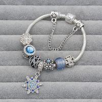 Wholesale homemade easter gifts buy cheap homemade easter gifts homemade easter gifts 2017 diy homemade bracelet blue series rv pendant ladies bracelet gift negle Images