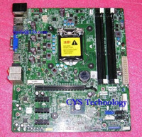 материнская плата lga1155 оптовых-Плата промышленного оборудования для оригинальной материнской платы XPS 8500, DH77M01 YJPT1 0YJPT1 LGA1155 чипсет H77, отлично работает