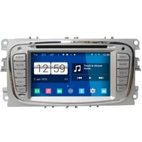 Wholesale Dvd Player Ford C Max - Winca S160 Android 4.4 Car DVD GPS Headunit Sat Nav for Ford C-MAX   S-MAX 2008 - 2011 with Radio Wifi 3G OBD Video Player