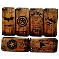 Wholesale Iphone Super Heroes Cases - Phone Cases For Apple Iphone 6s Plus 7 8 Case TPU Super Heroes Customizable Full Package Soft 5 Colors