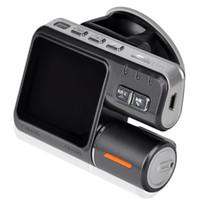Wholesale Cars Crash Videos - HD 720P Dash DVR Car Styling Dvrs Video Camera Recorder Crash Camcorder G-sensor Car Dvr i1000