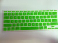 """Wholesale Translucent Silicone Keyboard - Wholesale-11 air USA Translucent Silicone Backlit Keyboard Skin Protector For Macbook Air 11"""" Fashion With Packaging Free Shipping"""