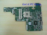 Wholesale G62 Mainboard - Wholesale-Warranty 90 days Free Shipping laptopMotherboard 605903-001 Fit For HP G62 G72 Notebook Mainboard