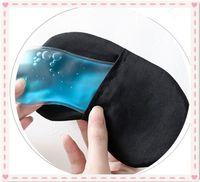 Wholesale Fatigue Cold - Dropshipping Cute cartoon sleep goggles, cold hot compress ice mask, eliminate eye fatigue, use ice bag eye shield