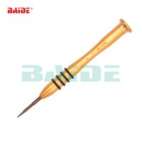 Wholesale Personal Computers - High Quality S2 Tip Screw Driver Cellphone Tablet Personal Computer Toy Electronic Screwdriver DIY Repair Opening Tool Wholesale 1000pcs lot
