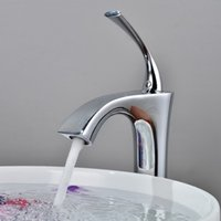 Wholesale Short Basin Mixer Tap - Great Quality Short Solid Brass Bathroom Basin Sink Faucet Hot Cold Luxury Mixer Tap Faucet