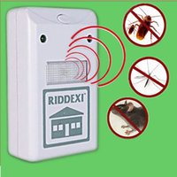 Wholesale Electronic Repeller Riddex - Riddex Plus Electronic Pest Rodent Repeller New (us plug)
