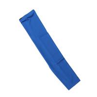 équipement serré achat en gros de-Vente en gros-Antislip jambe Genou Protecteur Gear Cover manches longues Sport serré Gear bleu cycliste M
