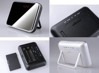 Wholesale Cheap Mini Clocks - cheap v7 Clock mini camera 720*480 spy clock Remote Surveillance Camera Mini Camcorders Recording