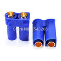 Wholesale Bullets Connector 5mm - 10pair 5mm EC5 Bullet Connector Male + Female Plugs Adapters Battery Losi Style adapt consultants losi 5ive