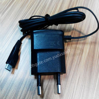 Wholesale Galaxy S4 Chargers - Hot Selling Wholesale Price Universal Quality EU plug Micro USB Wall Charger Power Adapter For Samsung Galaxy S4 S3 S2 i9300 i9100