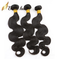 Wholesale 5pcs hair weave - (Only ship to US) Bella Hair CHEAPEST Donor Hair Body Wave Human HairExtensions Full Bundle 3-4-5pcs LOT Wavy Hair Weaving