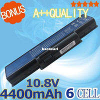 Wholesale Acer Aspire 5516 Battery - Free shipping- 4400mah 6 cells Laptop Battery For ACER Aspire 5532 5516 4732Z 5517 5332 AS09A31 AS09A51 AS09A61 AS09A71 AS09A41 AS09A90