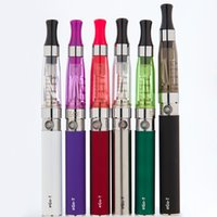 Cigarettes Électroniques Assorties Pas Cher-E-cigarette Starter Kit CE4 atomiseur cigarette électronique e Kit cig 650mAh 900mAh 1100mAh Assorted EGO-T Batterie Blister Case Clearomizer
