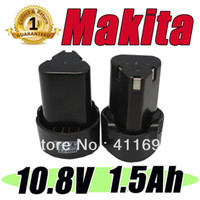 Wholesale 2 Battery for Makita V battery Volt BL1013 TD090DW LCT203W Li ion order lt no track