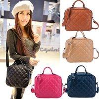 Wholesale Messenger Bag Men Discount - Wholesale-Discount Shoulder Messenger Bags Casual Crossbody Bag for Women Handbag Female zipper portable 5 Colors Fashion 34