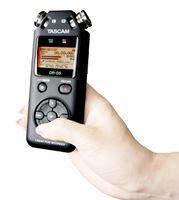 grabadora tascam al por mayor-Tascam dr05 grabadora digital portátil grabadora de mano grabadora de pluma profesional en stock envío gratis