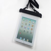Wholesale 7 nexus tablet for sale – best 10 quot Waterproof Tablet Bag Pouch Dry Bag Case Cover Sleeve for ipad for ipad Air