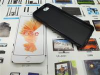 Wholesale apple phone celular online – custom 2016 New TPU Gel Skin Pudding Cover Case For iPhone se Soft Funda Celular Mobile Phone Shell