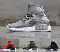 Wholesale Womens Boots 12 - New Arrival NMD XR1 Winter Boots Mans Women Racer Red Grey Black Green Ultra Boost ultraboost Primeknit Womens 12 Sneakers US 5-11