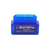 Wholesale Elm327 Can Bus Interface - Newest Version Auto Diagnostic Interface Super Mini Bluetooth ELM327 V2.1 OBD2 Scanner Tool For Multi-brands CAN-BUS Car Code Adapter WI57