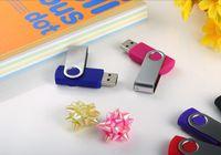 Wholesale Swivel 256gb - QUALITY 64GB 128GB 256GB Plastic Swivel USB Swivel Plastic Memory Stick Plastic Swivel USB Flash Memory Drive USB SWIVEL FLASHDRIVE FLASH