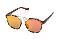 Wholesale Colored Glasses For Men - GAMT Fashion Sunglasses Colored Frame Mirrored Lens Pilot Style Vintage Sun Glasses For Women 6 Colors