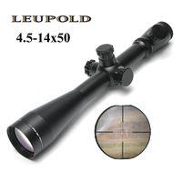 Wholesale Tactical Reticle Sight - LEUPOLD 4.5-14x50 MARK 4 M1 Mid Dot Reticle Sight Tactical Optics Scope Hunting Riflescopes Sniper Gear