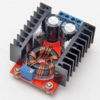 Wholesale Dc Boost - 150W DC-DC Boost Converter 10-32V to 12-35V 6A Step Up Voltage Charger Power