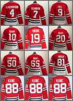 Wholesale Lady Black Nylons - Lady Chicago Jersey 2 Duncan Keith 19 Jonathan Toews 72 Artemi Panarin 88 Patrick Kane 100% Stitched Hockey Jerseys Cheap