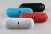 box музыка pill оптовых-Pill XL Bluetooth Mini Speaker Переносной Беспроводной Стерео Музыкальный Звуковой Ящик Аудио Super Bass U Диск TF Слот С Ручкой DHL БЕСПЛАТНЫЕ покупки