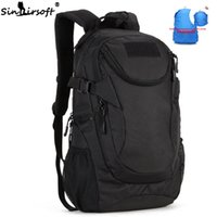 Presente! SINAIRSOFT Tactical Molle 25L Sport Backpack 14 Inches laptop Militar Outdoor Fishing Caça Camping Mochila LY0039