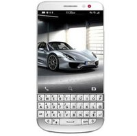 Wholesale Dual Core 2gb Ram - Original BlackBerry Classic blackberry Q20 US EU Phone Dual core 2GB RAM 16GB ROM 8MP Camera Unlocked Cell Phone Refurbished