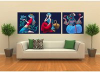 Wholesale Bamboo Framed Painting - NEW Print Diamond Embroidery DIY Needlework Diamond Painting Cross Stitch 5D Rhinestones Painting Home Decor Without Frame