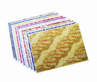 Wholesale Mixed Washi - 42x58cm Mixed designs Japanese origami papers Washi paper for DIY crafts scrapbook wedding decoration -20pcs lot wholesale free shipping