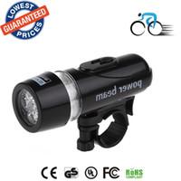 kaufen rotes licht großhandel-ALONRFIER 5 LED 2-Modus Multipurpose Professionelle weiße Lichter Fahrrad Fahrrad Radfahren Fahrrad Lampen Lichter