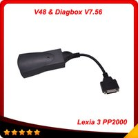 Wholesale Car Diagnosis - High Discounting Fast Moving PP2000 Lexia3 Lexia-3 Peugeot Car Diagnosis Tool Free shipping