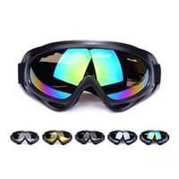 Wholesale Dust Frog - Wholesale-Winter Motorcycle PC Aerospace Windproof & Dust-proof Goggles CS Eye Protection Outdoor Riding Glasses Anti-frog Glasses