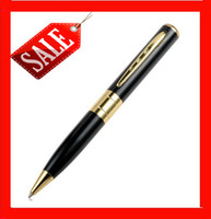 Wholesale Pen Hidden Video Camera - Spy Cameras HD 720*480 30FPS Spy Camera Recording Video Audio Hidden Pen Camera Mini DV Spy Mini DVs Supports Security