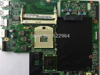 Wholesale coaxial s video - Wholesale-Wholesale original laptop motherboard LZ3A for Lenovo Z580 non-integrated with 8 video memory chips fully tested working well