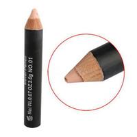 Wholesale Cover Spot Concealer Pens - Cover Pencil Face Concealer Pen 3.0g Have 3 Different Color Choose ( 60 Pcs Lot)