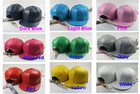 Wholesale New Colorful Snapbacks - 2015 New Style Snapback Caps,Blank Colorful Caps,Cheap Dsicount Caps Wholesale, Cheap Hats For Men And Women
