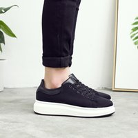 Wholesale Buckle Board - 2017 new couple models Europe and the United States increased sports and leisure breathable board shoes men's British shoes trend of autumn