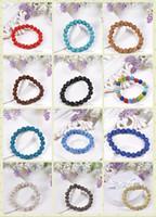 Wholesale Macrame Crystal - Promotion price Shamballa Crystal 10mm Beads Bracelets Macrame Disco Ball shiny Stretch Bracelets Armband Cheap wrap charm bracelets 1000pcs